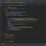 Structural Search and Replace in Android Studio