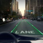 Augmented reality's future isn't glasses. It's the car