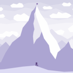 Climbing an impossible mountain: the struggles of making a game alone