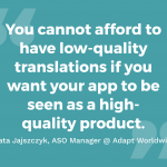 Top Tips for your App Store Opimization Localization Campaigns