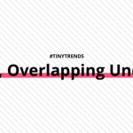 Tiny Trend #7: Chunky, Overlapping Underlines