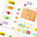 UI/UX case Study: Fruits app