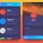 Planets-Flutter: from design to app