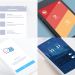 🏆 Best of iOS design in October 2017