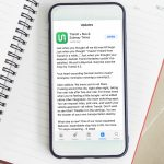The Strange Art of Writing App Release Notes