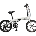 Jolt eBike: A Feature Rich Foldable E-bike for City Commuters
