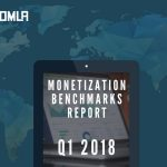 Monetization Benchmarks : Q1 2018
