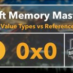 Memory – Value Types vs Reference Types (iOS, Xcode 9, Swift 4)