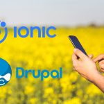 Benefits of mobile app development on Drupal 8 and Ionic