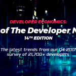 Developer Economics: State of the Developer Nation 14th Edition