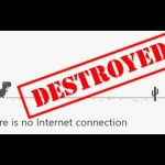 AI learns to play Google Chrome Dinosaur Game    Can you beat it??