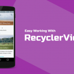 Simplifying the work with RecyclerView