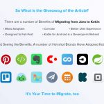 Know Why These 14 Famous Apps Migrated from Java to Kotlin